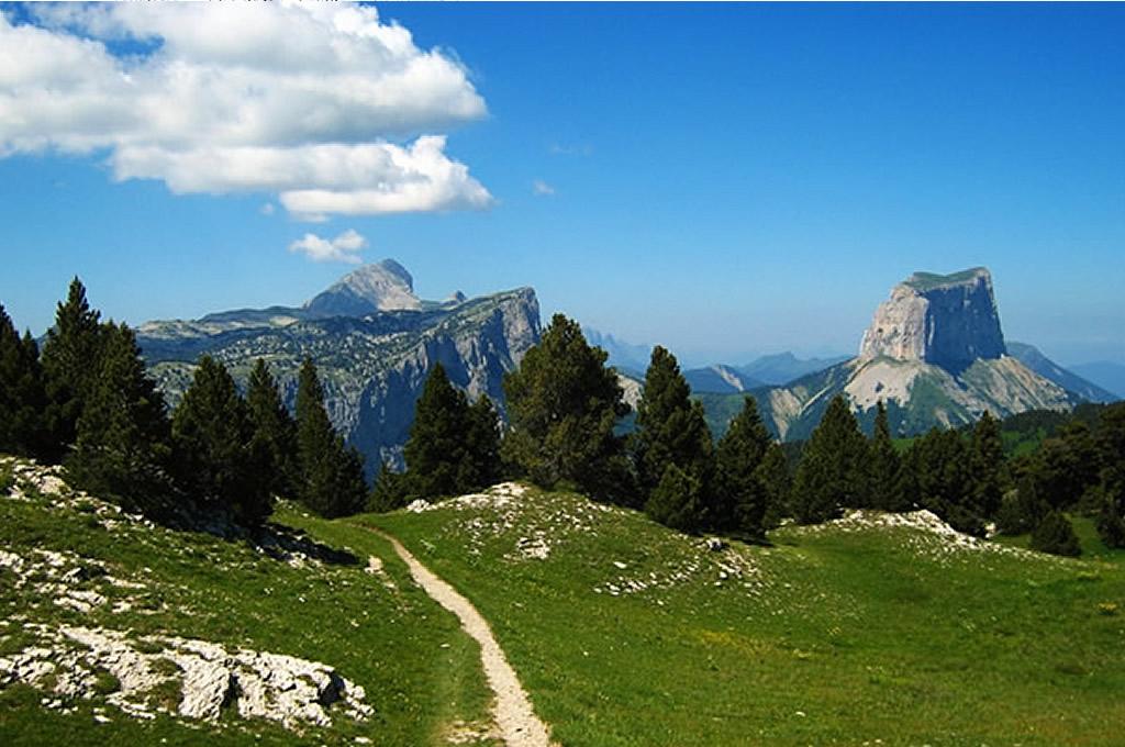 La réserve naturelle des hauts-plateaux