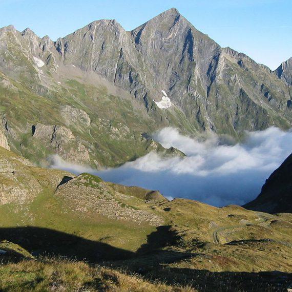 Autour du mont Valier